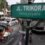 NAMA JALAN DIGANTI : Tiga Ruas Jalan di Jogja Resmi Diganti, Ini Nama-namanya