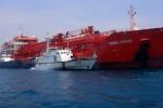 KNKT Janji Selesaikan Penyidikan Tabrakan Kapal Secepatnya