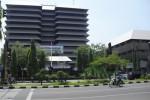 Kantor Gubernur Jawa Tengah di Semarang. Di tengah suasana persiapan pemilihan Gubernur Jateng, DPD PDIP Jateng membantah sudah ada rekomendasi dari DPP PDIP mengenai bakal calon gubernur. (skyscrapercity.com)