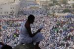 HAJI 2017 : Alhamudililah, Seluruh Calhaj Asal Sleman Tiba di Tanah Suci