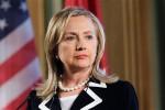 PILPRES AS : Hillary dan Ibu Mendiang Tentara Muslim AS Kompak Bantah Trump