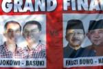 Jokowi-Foke (Foto:Dokumentasi)