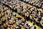 Pelaksanaan ujian PLPG di Auditorium UNS beberapa waktu lalu (Dwi Prasetya/JIBI/SOLOPOS)