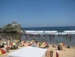 Suasana Pantai Kukup (JIBI/Harian Jogja/Tri Wahyu Utami)