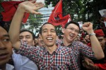 Pasangan calon gubernur DKI Jokowi-Ahok