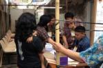 Suasana di TPS (Andhina/JIBI/Kabar24)
