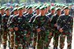 UPACARA HUT TNI KE-57 TNI