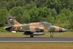 Pesawat Hawk 200 yang dibeli Indonesia diberi nama varian Hawk 209. (airliners.net/peter de jong)