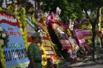 PERNIKAHAN PUTRI JOKOWI : Pengrajin Karangan Bunga Mulai Tambah Stok Bahan Baku