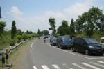 Jalan di kawasan Bandara Adi Soemarmo yang berstatus jalan kabupaten, akan kembali diusulkan menjadi jalan provinsi atau jalan nasional. Foto diambil Jumat (19/10/2012). (JIBI/SOLOPOS/Septhia Ryanthie)