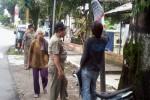 Penertiban PKL di salah satu jalan raya di Boyolali beberapa waktu lalu. (JIBI/SOLOPOS/Farida Trisnaningtyas)