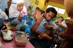 IMUNISASI MEASLESS RUBELLA : Siswa SMA Juga Dibidik