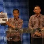Pasangan Jokowi Ahok (Jibiphoto)