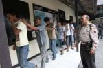 Malam Takbiran, 17 Drunken Master Diciduk Polisi