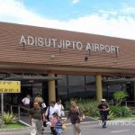 Bandara Adisutjipto (dok Harian Jogja)