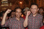 PILGUB DKI JAKARTA : PDIP Kecewa, Ahok: Cinta Bertepuk Sebelah Tangan, Bukan Salah Saya