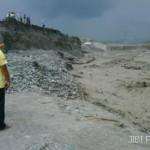 Banjir lahar hujan di Kali Gendol pada musim hujan. (JIBI/HARIAN JOGJA/dok)