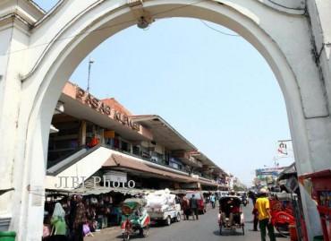 Pasar Klewer (Dok/Dwi Prasetya/JIBI/SOLOPOS)