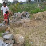 Penggalian Ilegal Terjadi di Situs Watu Kandang