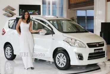 Suzuki Ertiga (JIBI/Bisnis Indonesia/Kelik Taryono)