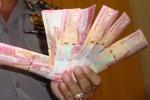 UANG PALSU : Polres Kudus Jateng Tangkap 5 Pengedar Uang Palsu
