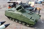 TANK BARU TNI AD: Marder, Tank Angkut Personel Berdaya Gebuk Tinggi