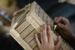 UMKM SLEMAN : Duh ..  Sentra Industri Bambu Minim Pengrajin