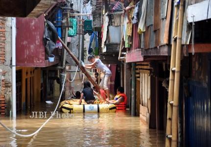 banjir kampung pulo feature semarangpos com