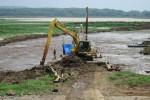PJT Angkat 1.692 Meter Kubik Sampah dari Perairan Waduk Gajah Mungkur