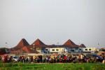 Penumpang di Bandara Adi Soemarmo Lebih dari 8.000 Orang/hari Selama Jokowi Mantu