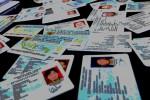 Ilustrasi Kartu Tanda Penduduk (KTP). (Burhan Aris Nugraha/JIBI/Solopos)