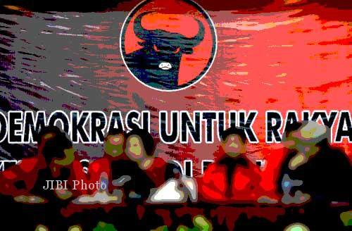 Ilustrasi Partai Demokrasi Indonesia Perjuangan (PDIP).(JIBI/Solopos/Antara)