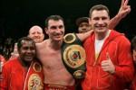 TINJU DUNIA : Wladimir Klitschko Inginkan Gelar WBC