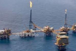 Ilustrasi penambangan minyak dan gas bumi (JIBI/Bisnis/Dok)