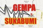 Gempa 5,5 SR Landa Sukabumi dan sekitarnya