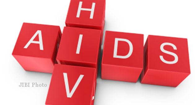 Ilustrasi HIV/AIDS (fresnoaidswalk.org)