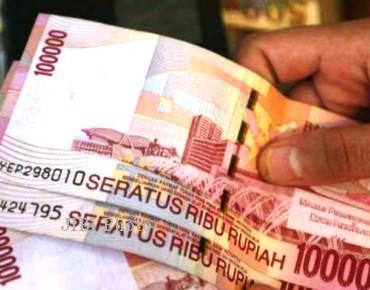 Ilustrasi uang tunai rupiah (JIBI/Solopos/Dok.)
