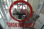 Area Merokok Tak Perlu Ditambah