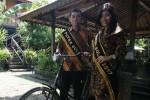 PEMILIHAN DUTA WISATA JATENG: PPS 2012 Bawakan Tarian Jamu Gendong
