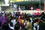 Panggung hiburan di THR Sriwedari, Solo. (Mufid Aryono/JIBI/Solopos)