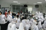PROGRAM SEKOLAH : MTs Negeri 2 Solo Mulai Program Asrama Putri