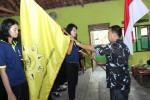 Ketua DPD AMPI Kabupaten Boyolali, Fauzan (kanan) melantik pengurus AMPI dari enam rayon/kecamatan di Gedung KPN, Desa/Kecamatan Kemusu, Boyolali, Minggu (23/12/2012). (Istimewa)