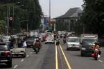 Koridor Sudirman Diberlakukan, Ruas Jalan Solo Macet