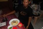KULINER: Anglo Bikin Bakmi Godhok Istimewa