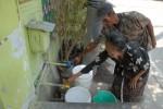 DAMPAK KEKERINGAN : Tak Mampu Beli Solar, Warga Prambanan Tak Dapat Air