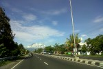 Lengangnya Jl Ngasem-Boyolali, Kamis (20/12/2012) (Oriza Vilosa/JIBI/SOLOPOS)