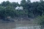 Hujan Deras, Sungai Bengawan Solo di Ngawi Masuk Siaga I
