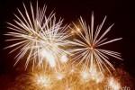 Pesta kembang api saat tahun baru. (JIBI/Solopos/Dok)