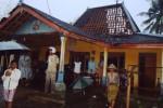 PUTING BELIUNG: Dinsos Salurkan Bantuan 680 Kg Beras ke Girimarto