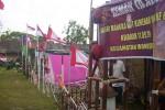 eretan tenda peserta Kemah Kepanduan di Lapangan Jimbungan Banyudono, Boyolali. Kehiatan itu di helat Jumat hingga Minggu (14-16/12/2012). Foto diambil akhir pekan kemarin. (Mahardini Nur Afifah/JIBI/SOLOPOS)